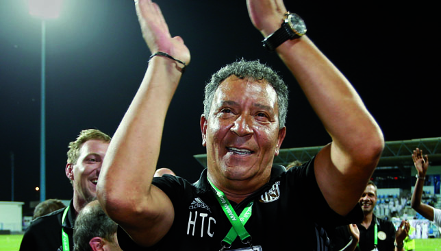 Ten Cate revamped Jazira during a wonderful 30 months in charge.