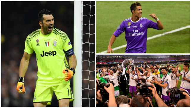 Juventus 1 4 Real Madrid Missed Champions League Final Article