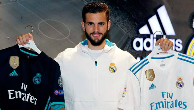 643c149b518 Adidas release new Real Madrid home and away shirts for 2017-18 season