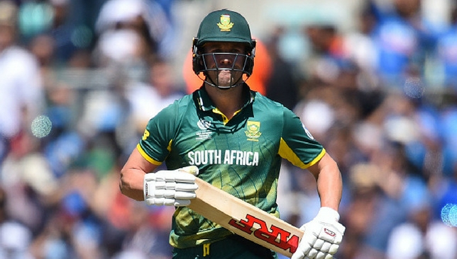 It was a disappointing tournament for AB de Villiers [Getty Images]