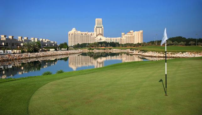 Al Hamra Golf Club.