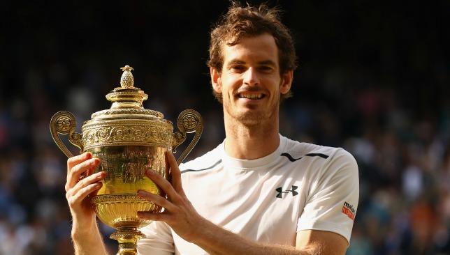 Defending champion: Murray.