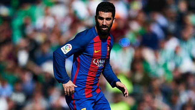 On the move: Turan.