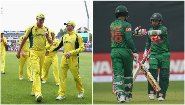 Bangladesh facing uphill battle against Australia