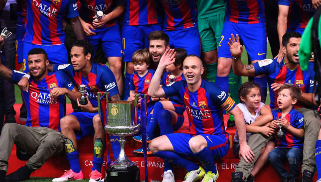 Leo Messi's Barcelona team-mates are expected to be at the wedding.
