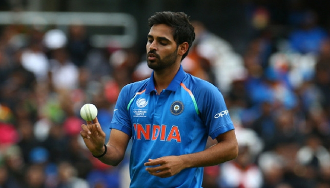 Bhuvneshwar Kumar impressed at the tournament [Getty Images]