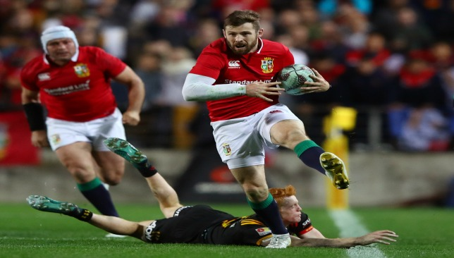 Elliot Daly played his way into the Test team after a fine game v the Chiefs
