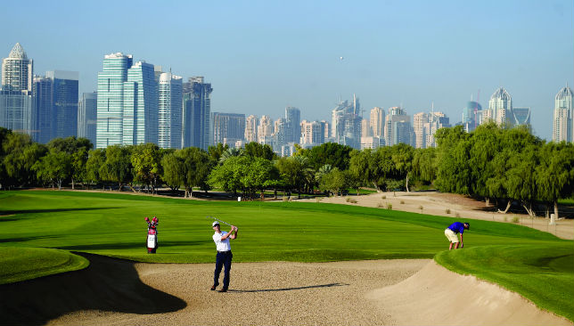 Emirates Golf Club will play host to the event on Thursday, September 13.