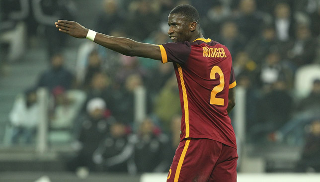 Antonio has been a totemic presence since joining Roma.