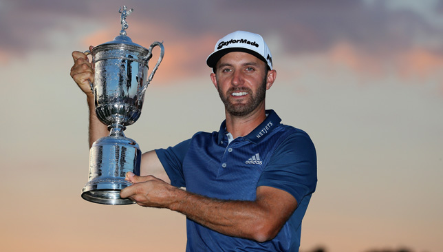US Open: Thomas tickled pink over his 63