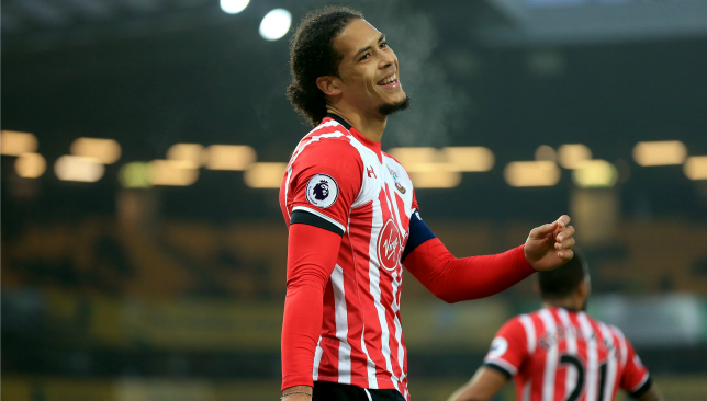 Liverpool remain well-placed to sign Virgil Van Dijk from Southampton