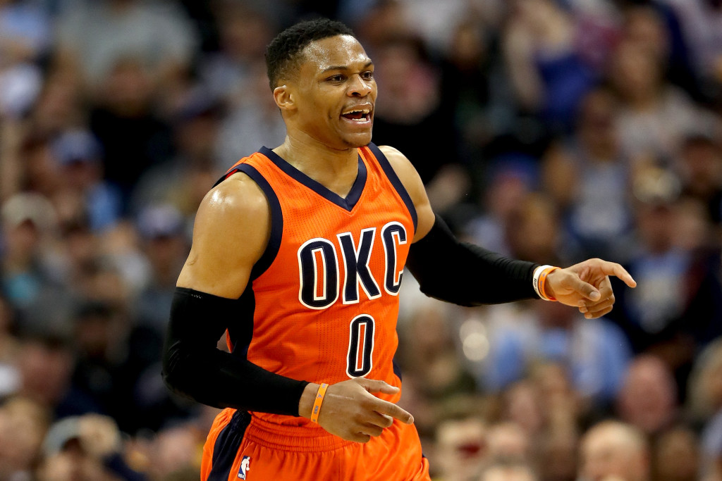 The Oklahoma City Thunder are third in the list, having been knocked off top spot by Barca.