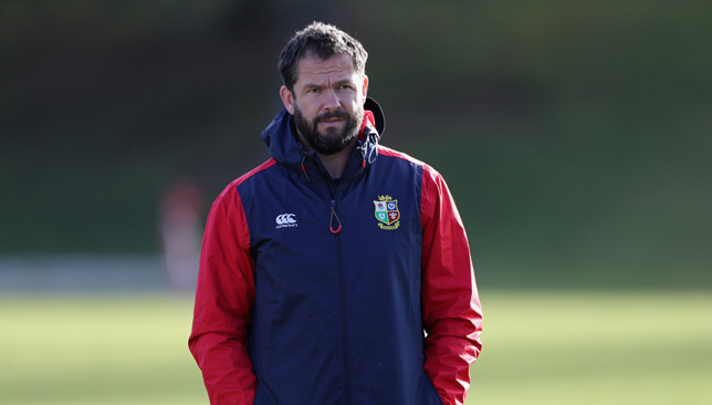 Andy Farrell.