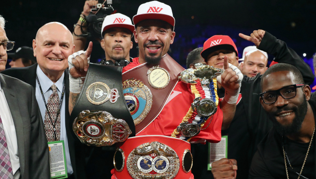 Ward demands pound-for-pound recognition after Kovalev stoppage