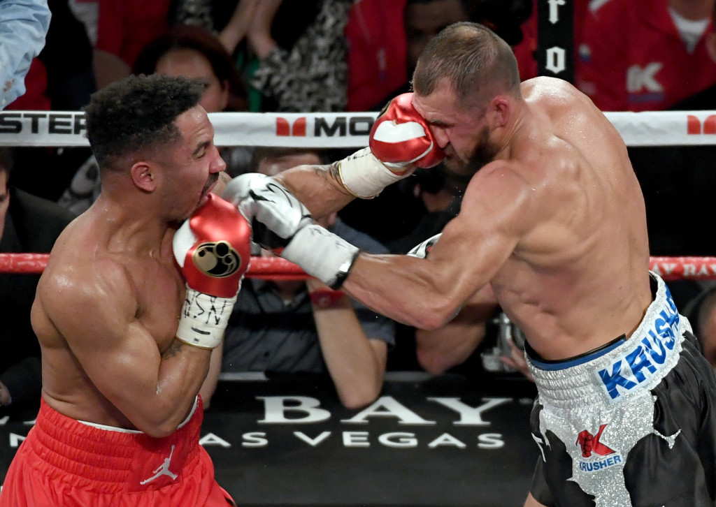 Ward defeats Kovalev to retain light heavyweight titles