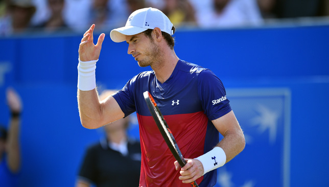 Murray, Wawrinka, Raonic shocked at Aegon Championships
