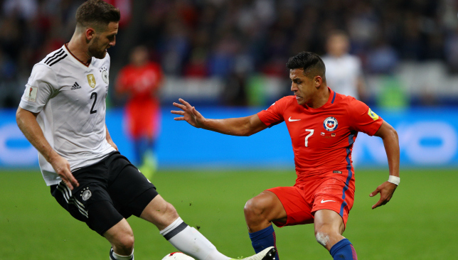 Chile coach, Pizzi says Alexis Sanchez