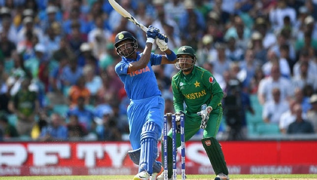 Hardik Pandya hit the most sixes at the Champions Trophy [Getty Images]