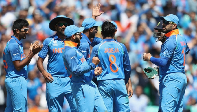 Champions Trophy: India bowl Proteas out for paltry 191