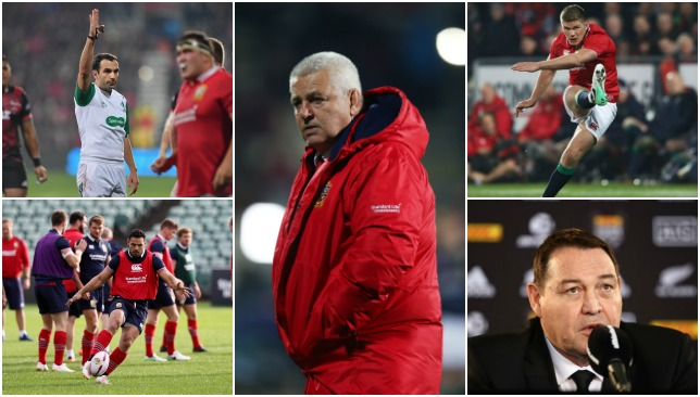 Lions skipper Warburton returns to face Highlanders