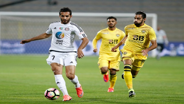 Tagliabue doesn't think Ali Mabkhout would flourish in Europe