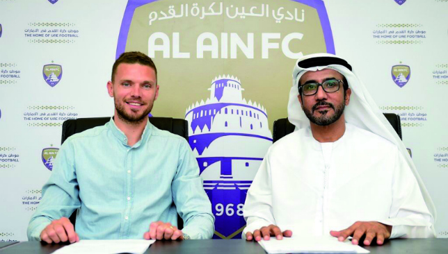 Sign him up: Marcus Berg inks Al Ain switch (Al Ain).