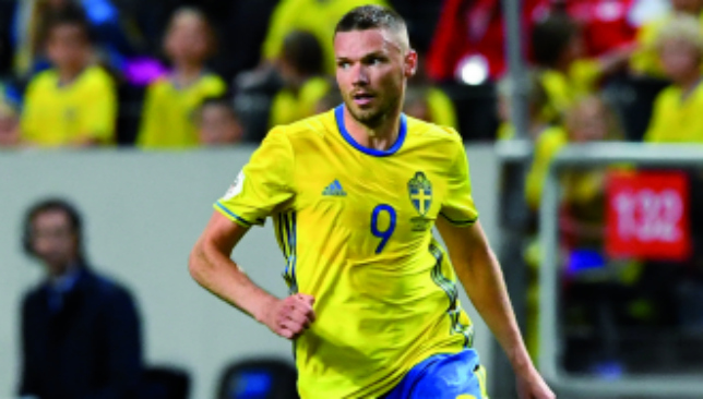 Marcus Berg is going to the World Cup with Sweden after a stellar season in the Arabian Gulf League.