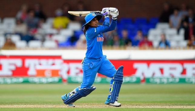 Mithali Raj during her innings against England [Getty Images]