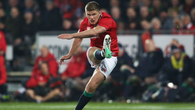 Farrell kicks Lions to win over Crusaders in New Zealand tour match