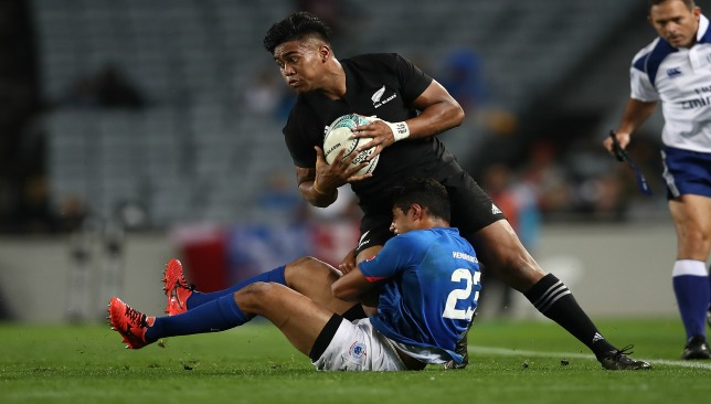 Julian Savea doesn't make the All Blacks' 23-man squad