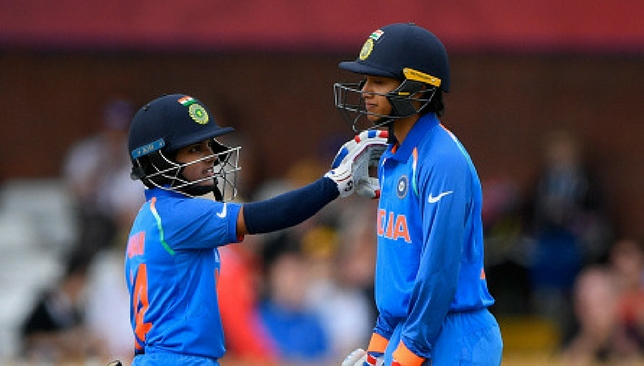 Punam Raut and Smriti Mandhana set the foundation for India's win.
