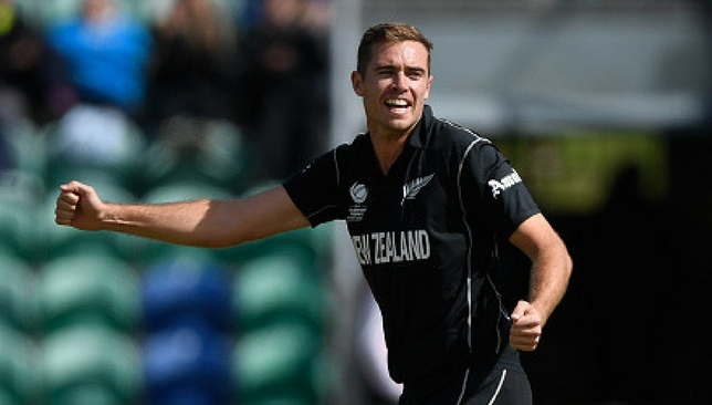 Tim Southee's fabulous opening spell went in vain [Getty Images]