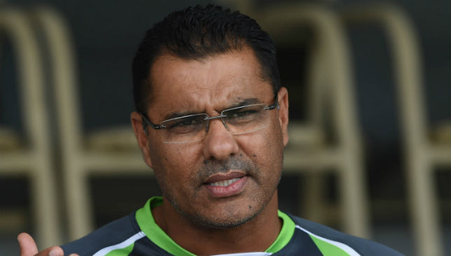 Thumbs up: Waqar Younis