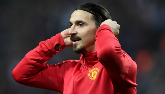 Zlatan enjoyed a fairytale season at Old Trafford.