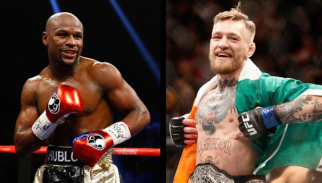 Floyd Mayweather is coming out of retirement to fight Conor McGregor.