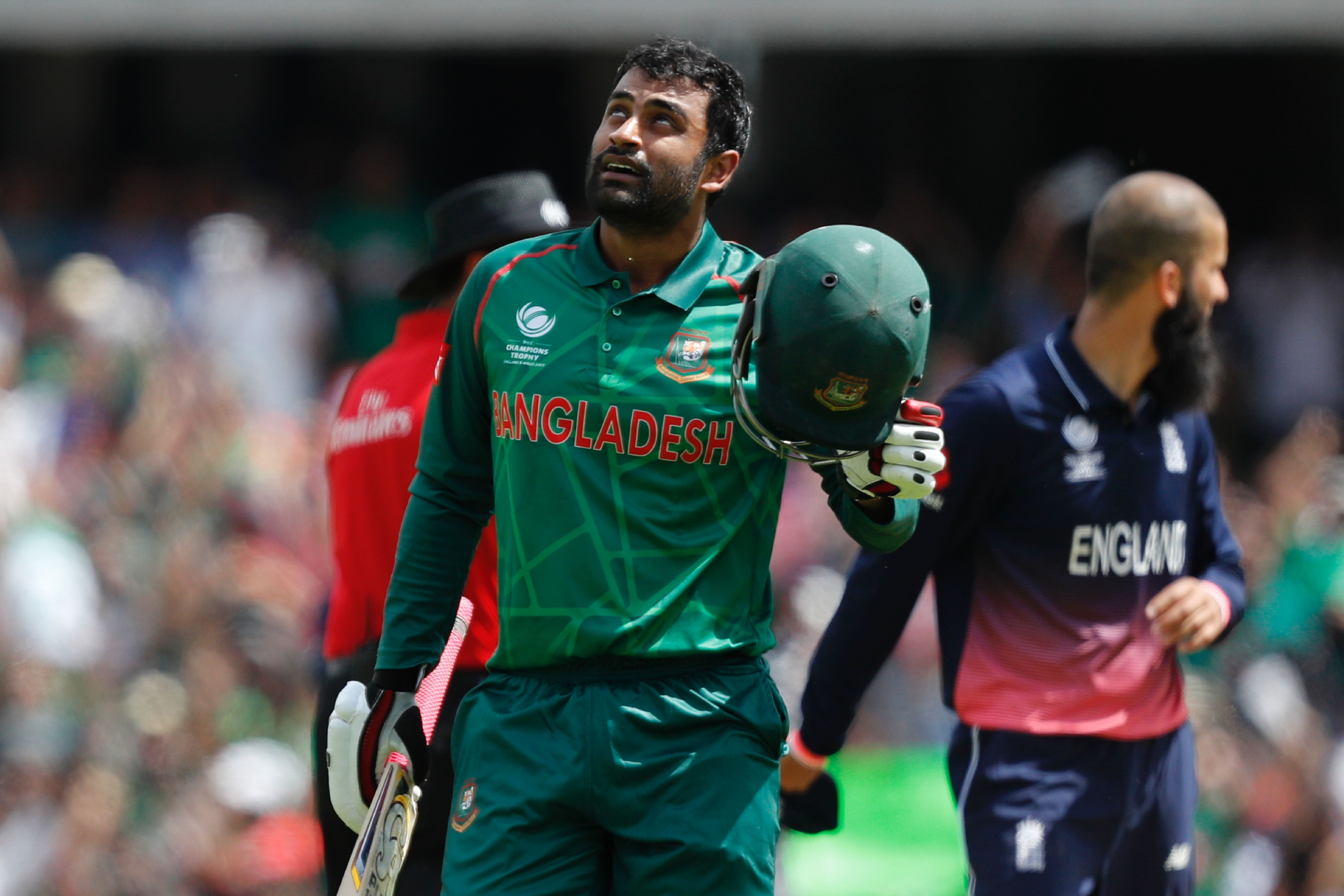 ICC Champions Trophy 2017: Bangladesh set sizable total for England