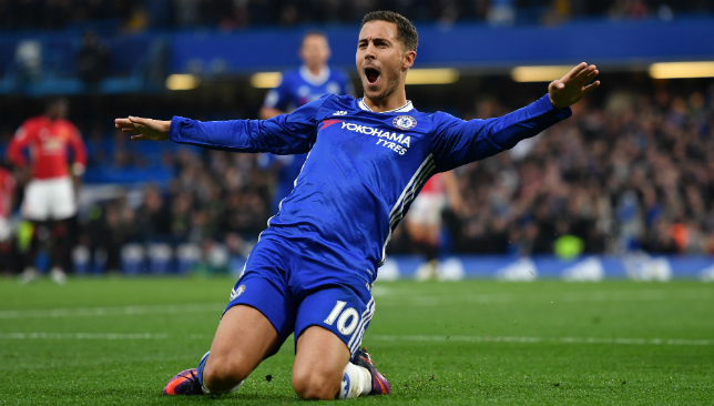 Thibaut Courtois, Eden Hazard put transfer rumours to rest