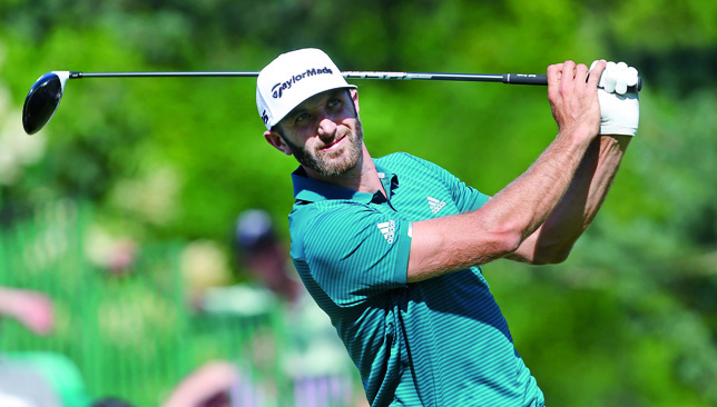 Defending champion Johnson off-target at US Open
