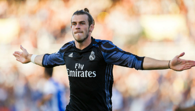Gareth Bale: I Never Thought About Leaving Real Madrid