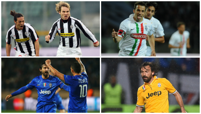 562d82f5de8 Top 10 Juventus jerseys down through the years - Photos - Sport360