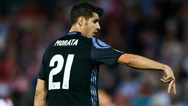 Real Madrid rejects Man U's £52.4m bid for Morata