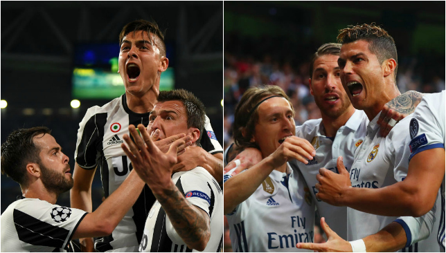 Juventus vs Real Madrid: Champions League final predictions