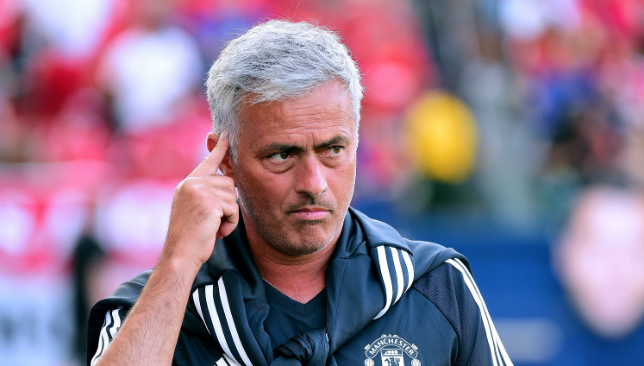 Mourinho: Losing To Barcelona Is Good For United