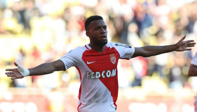 Arsenal improve offer for French global Thomas Lemar