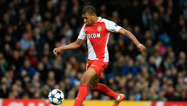 In-demand: Mbappe.