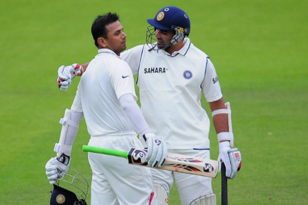 Dravid and Zaheer have been long standing servants of Indian Cricket.