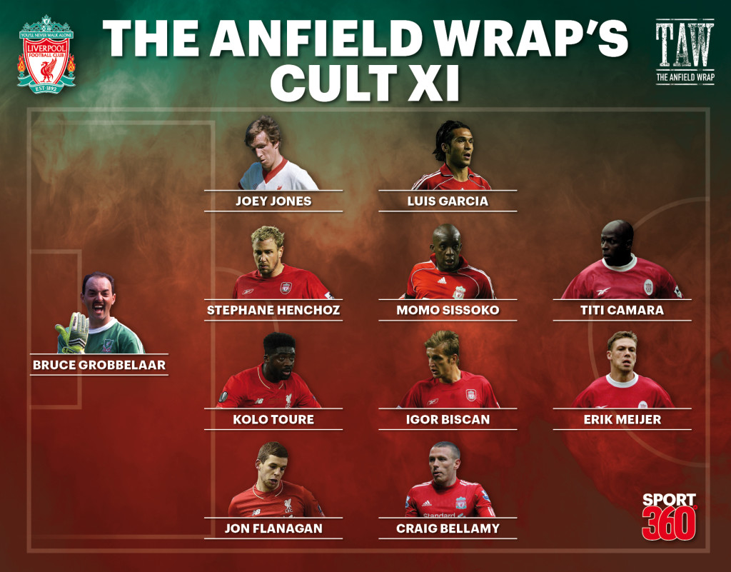 The Cult XI