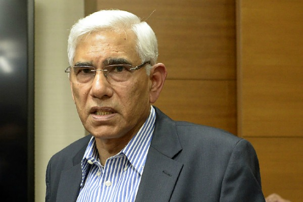 CoA head Vinod Rai stated that the appointments were not concrete.