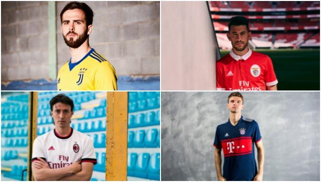Adidas  new Bayern Munich 3cff1b6432031