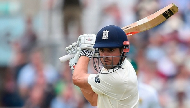 Cook played a vital knock for the hosts.